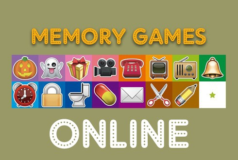 Free Memory Games for adults to improve your memory online